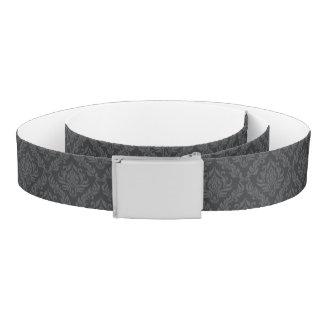 Damask Pattern 6 Belt