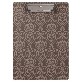 Damask pattern 6 clipboard