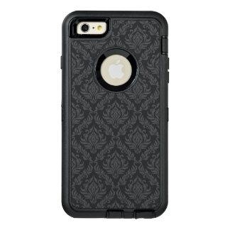 Damask Pattern 6 OtterBox Defender iPhone Case