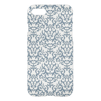 Damask pattern on gradient background 2 iPhone 8/7 case