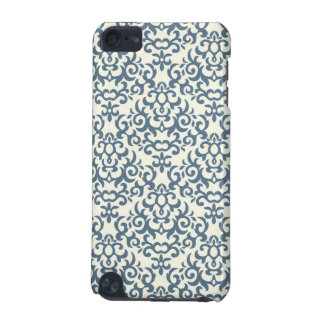 Damask pattern on gradient background 2 iPod touch (5th generation) cover
