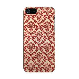 Damask pattern wallpaper incipio feather® shine iPhone 5 case
