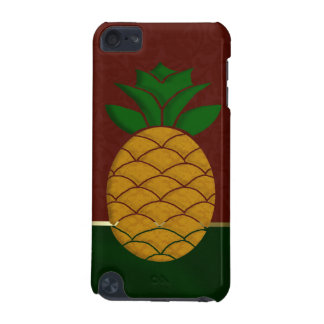 Damask Pineapple Holiday iPod Touch Case