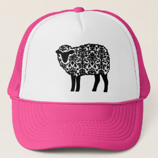 Damask Sheep hat