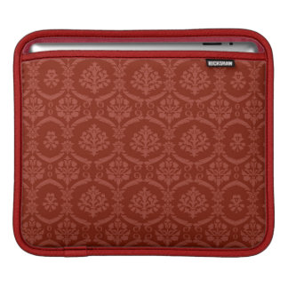 Damask wallpaper 3 iPad sleeve
