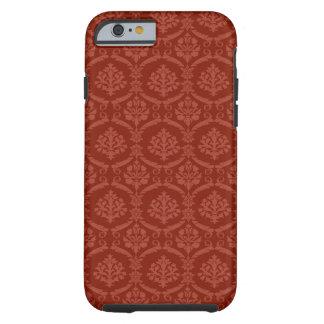 Damask wallpaper 3 tough iPhone 6 case