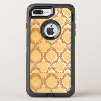 Damask wallpaper 5 OtterBox defender iPhone 8 plus/7 plus case