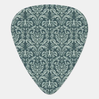Damask wallpaper 6 guitar pick