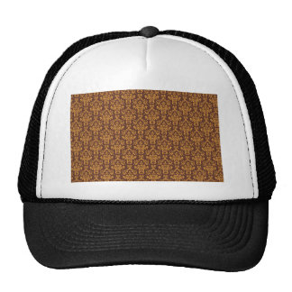 Damasks Pattern Customize Products Mesh Hat