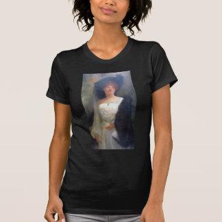 dame au chapeau PRIVAT LIVEMONT T-shirts