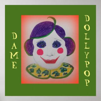 Dame Dollypop Poster