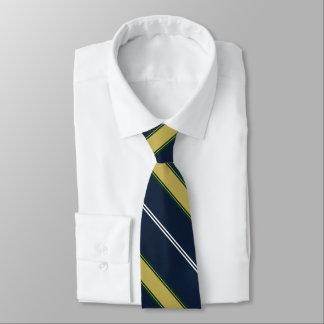 Dame Erin of Eire II University Stripe Tie