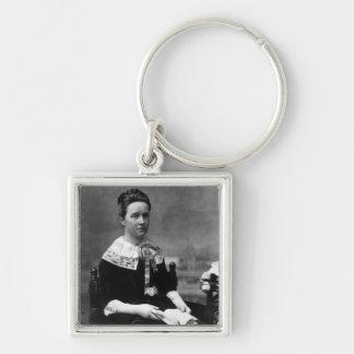 Dame Millicent Fawcett, c.1880 Key Ring