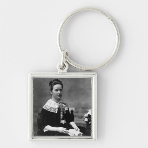 Dame Millicent Fawcett, c.1880 Keychains