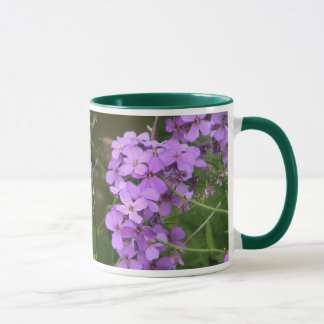 Dame's Rocket Wildflower Mug