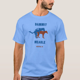 Dammit Mearle Men's T-shirt