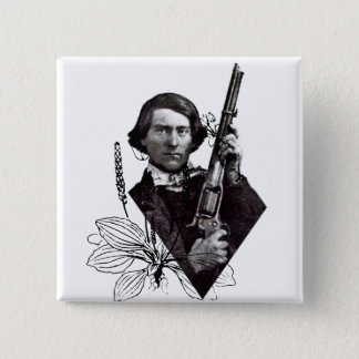 Damnation and Redemption 15 Cm Square Badge