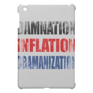 DAMNATION, INFLATION, OBAMANIZATION - Copy Faded.p iPad Mini Cases