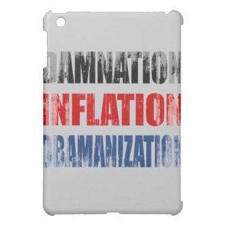 DAMNATION, INFLATION, OBAMANIZATION Faded.png Case For The iPad Mini