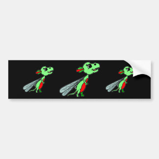 Damsel Bumper Sticker