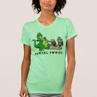 Damsel Power Tshirts