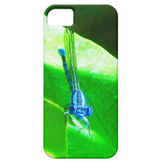 Damselfly Barely There iPhone 5 Case