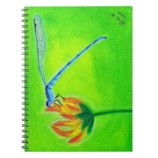 Damselfly Notebook