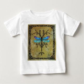 Damselfly Nouveau Baby T-Shirt