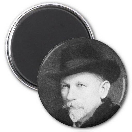 Dan Beard Famous American Writer Fridge Magnets