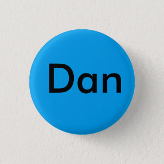 Dan Brooklyn football bage 3 Cm Round Badge
