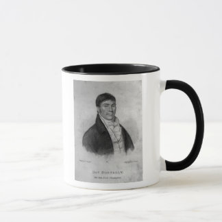 Dan Donnelly, engraved by Percy Roberts Mug
