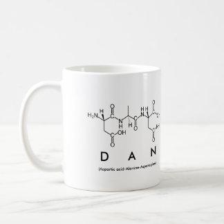 Dan peptide name mug