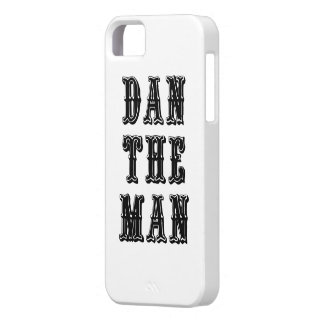 Dan the Man Case For The iPhone 5