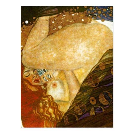 Dana? Gustav Klimt , painted 1907. Source: Other