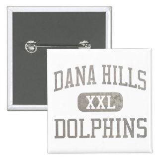 Dana Hills Dolphins Athletics Pins