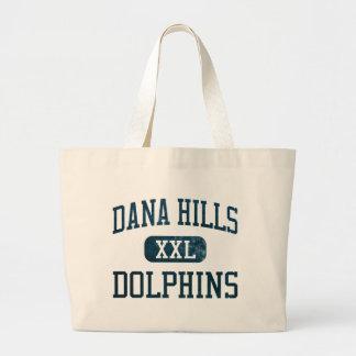 Dana Hills Dolphins Athletics Canvas Bag