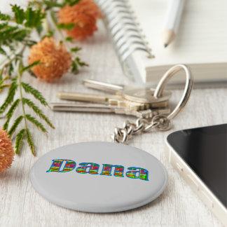 Dana key chain