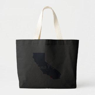 Dana Point California CA Shirt Canvas Bag