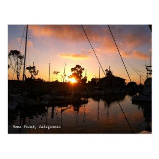Dana Point, California Postcard
