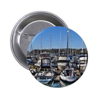 Dana Point Harbor Pinback Button