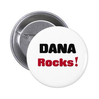Dana Rocks Buttons