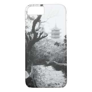 Danang Vietnam, Temple View Marble Mountain iPhone 8/7 Case
