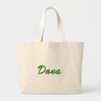Dana's tote bag