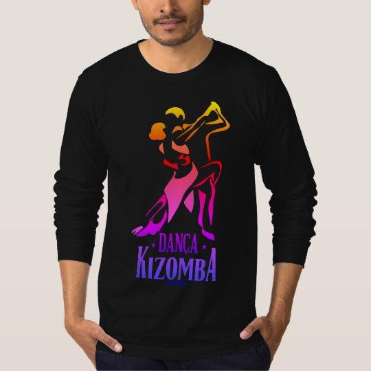 danca kizomba multicolor T-Shirt