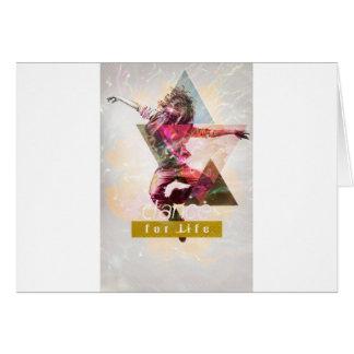 Dance4Life Card