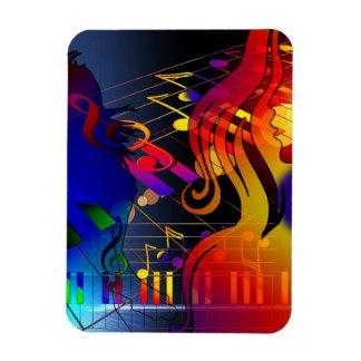 dance-409011 dance music treble clef sound concert magnets
