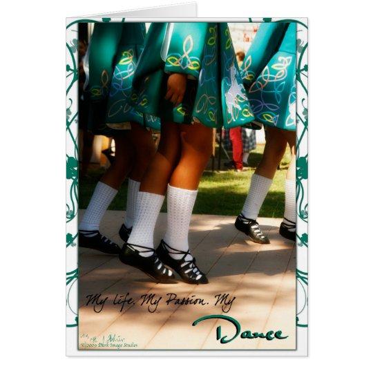 Dance a Jig St Pat's Day Card