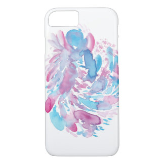 Dance Abstract Watercolor iPhone 8/7 Case