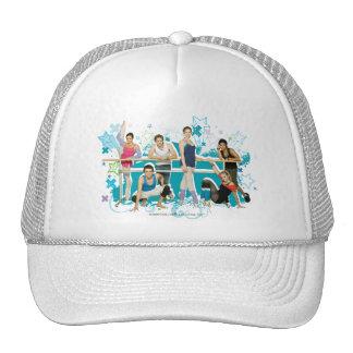 Dance Academy Cast Graphic Cap