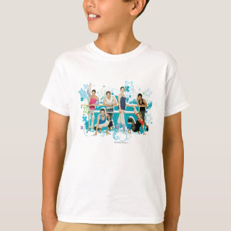 Dance Academy Cast Graphic T-Shirt